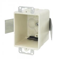16 CI 1G OW BOX EARS SNAP BRKT KLAMPS  ( 50 PER BOX )